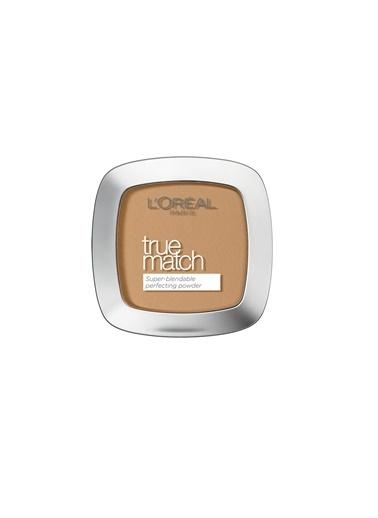 L'Oréal Paris Loreal Parıs True Match Pudra 5D5W Golden Sand Ten